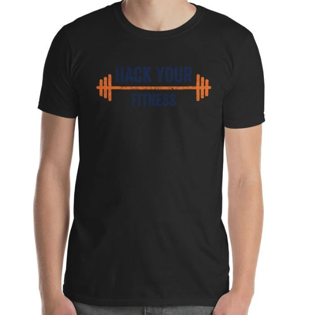 Hack Your Fitness Classic T Shirt For Men
