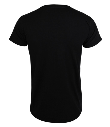 I Can't Walk The Path Of The Right Men's Black T-Shirt