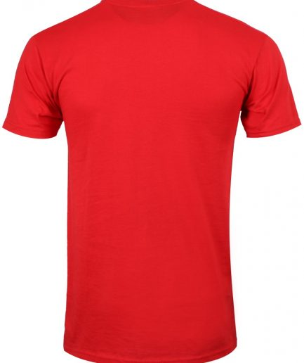 I HAVE NO IDEA WHAT'S GOING ON Men's Red T-Shirt