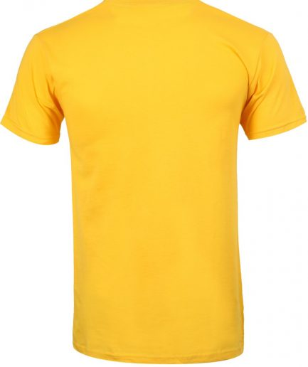 LET'S DO THIS Men's Yellow T-Shirt
