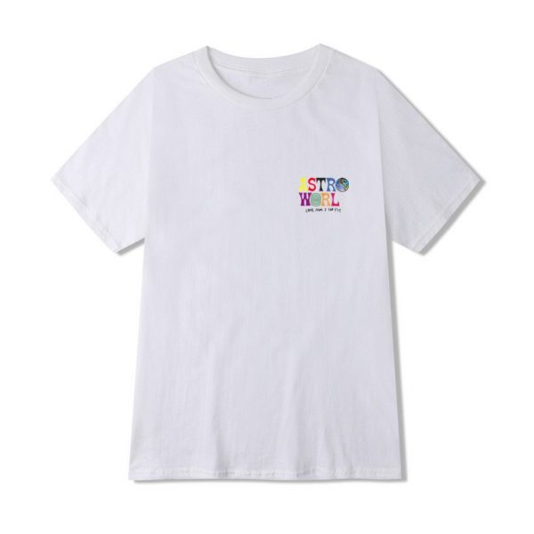 Astroworld Look Mom I Can Fly T-Shirt