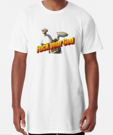 Mr. Ping is your God now Classic T-Shirt