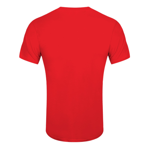 Shalom To All Men's Red T-Shirt