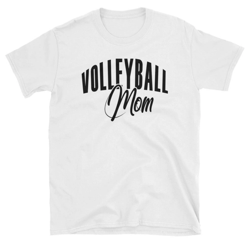 Sports Volleyball Mom Classic T-Shirt for Men