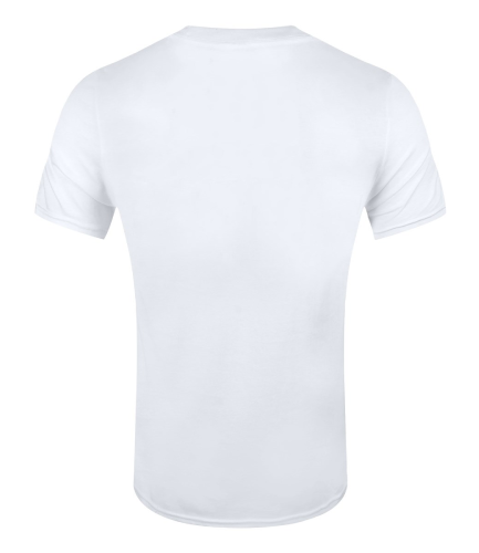 Tickle My Baubles Men's White Christmas T-Shirt