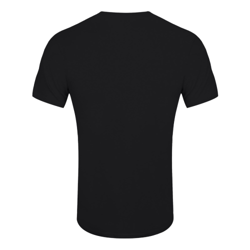 Welcome To The New World Order Men's Black T-Shirt