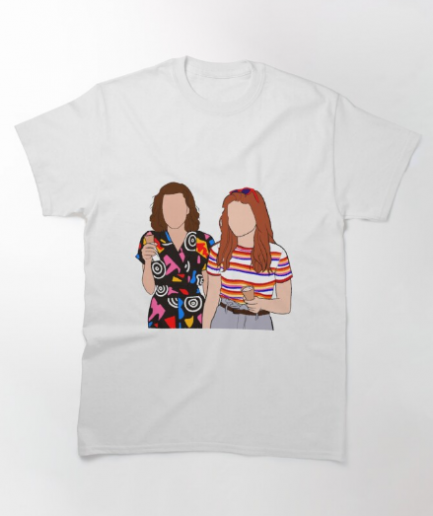 Max And Eleven White T-Shirt For Women's
