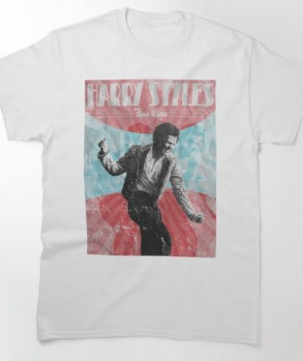Harry Dance Adore Your Dance White T-Shirt