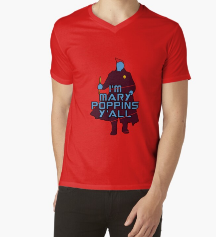 I am Mary Poppins Fitness Essential T-Shirt