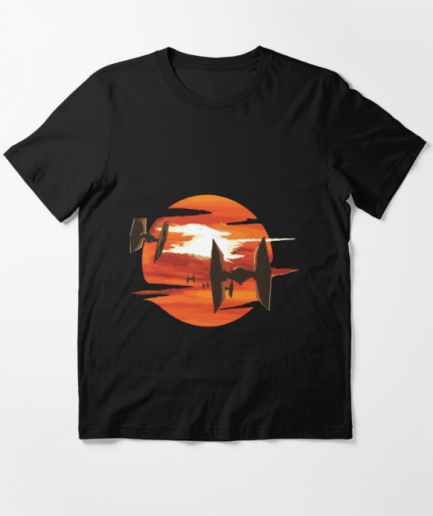 Ride of the Tie fighters Essential T-Shirt
