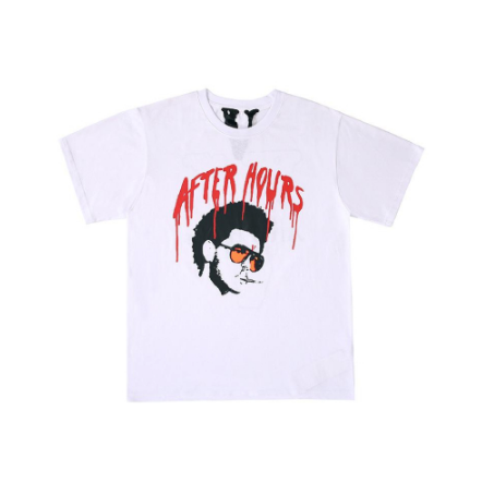 Vlone After Hours I Afro Tee