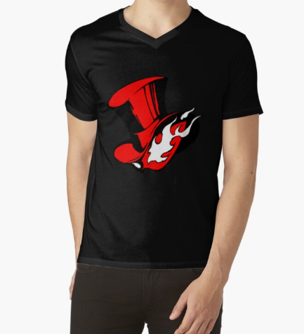 A Mask That Will Take Your Heart Black T-Shirt
