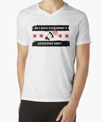 Do I have everybody's attention now Classic T-Shirt