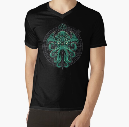Great Cthulhu Fitness Men Essential T-Shirt