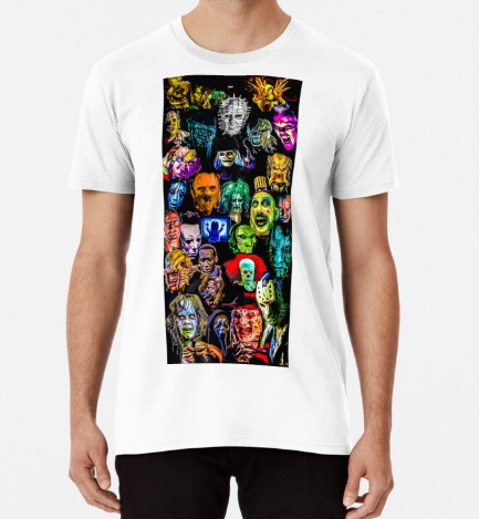 Horror Collection Short Sleeve