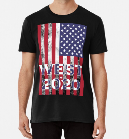 Kanye West For President Classic T-Shirt