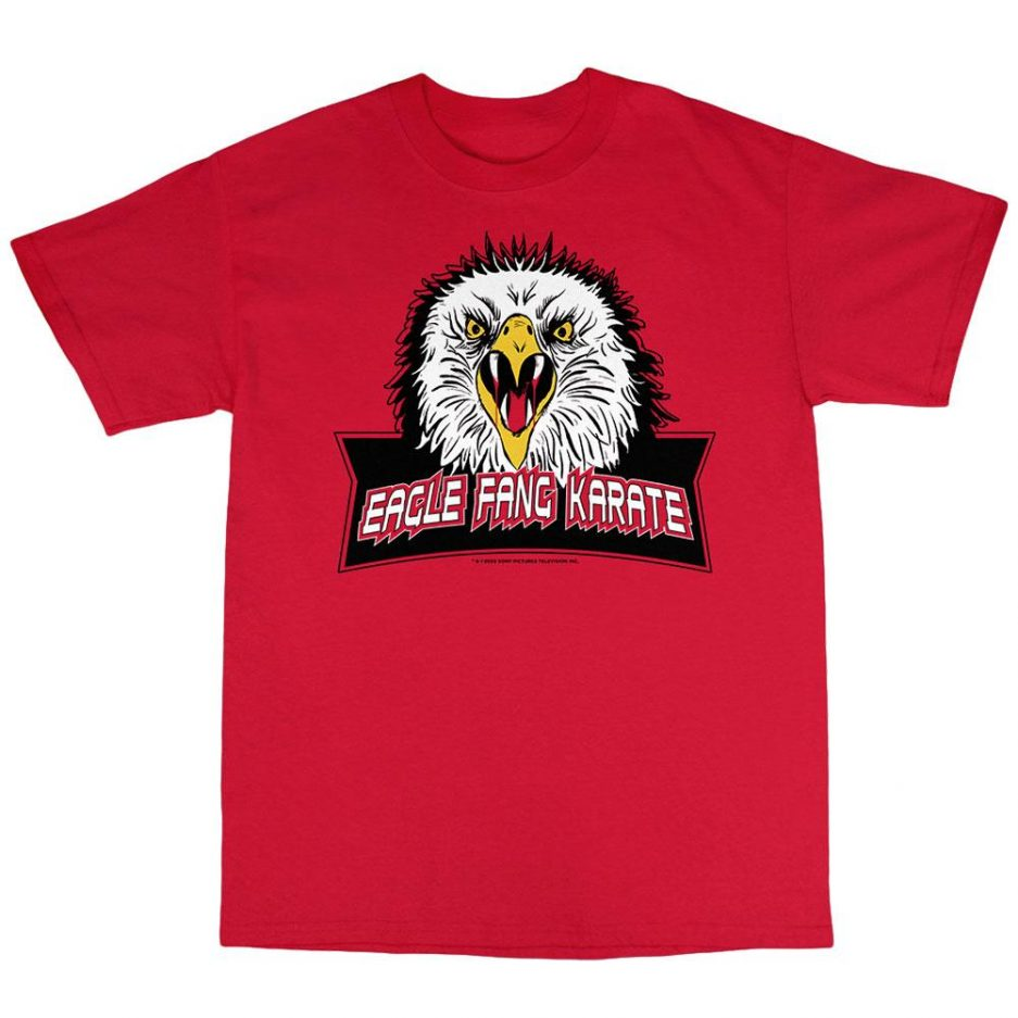 Eagle Fang Youth Red T-Shirt